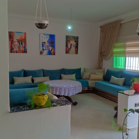Luxury villa in Saidia within minutes to the sea