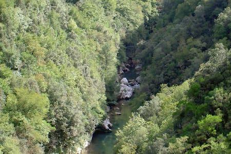 Nel cuore del Parco Nazionale Del Cilento-Paestum - Felitto - 独立屋