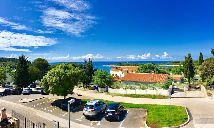 Niko - big apartment with stunning sea view