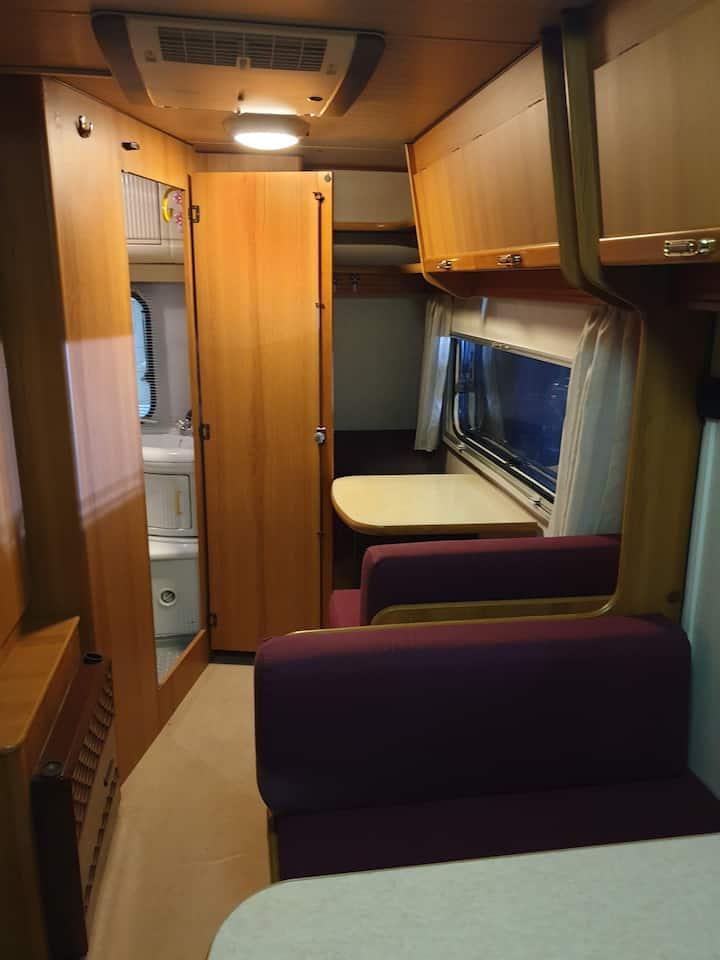 VIP Motor home rental service