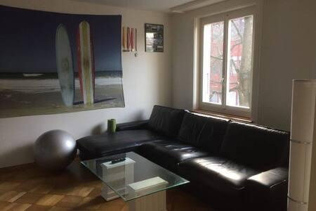 Comfortable 3.5 apartment near city centre - Bern - Lakás