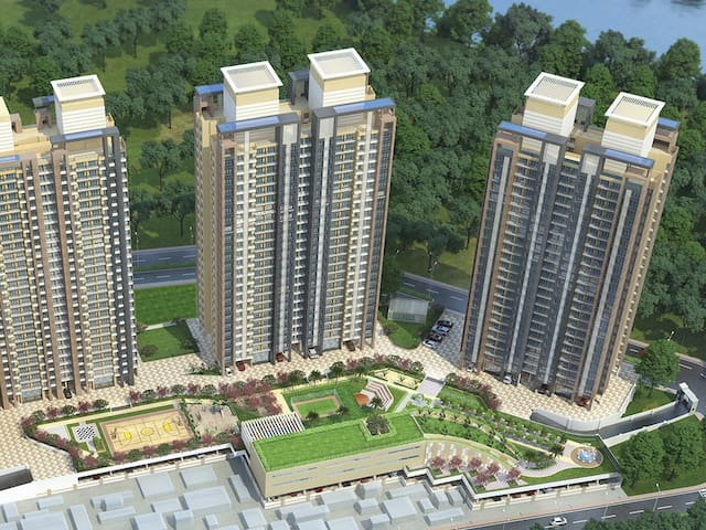 Entire 2BHK in Thane near Majiwada