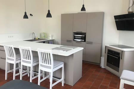 Appartement de 70m2, au centre d'un village calme