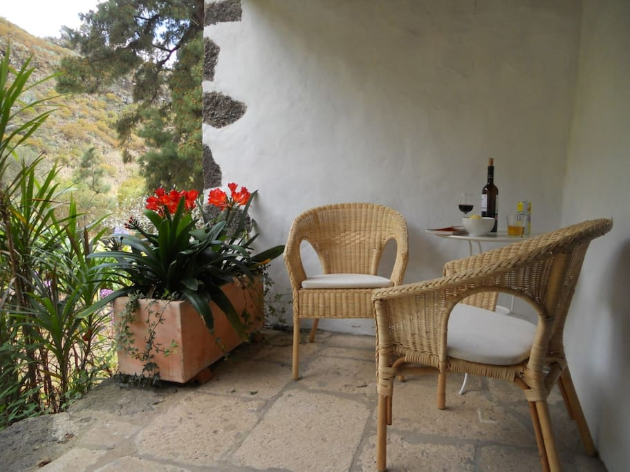 CR Casa de La Virgen - exterior