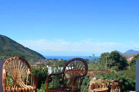 Casa Nidra per 2 -Natura e Panorama
