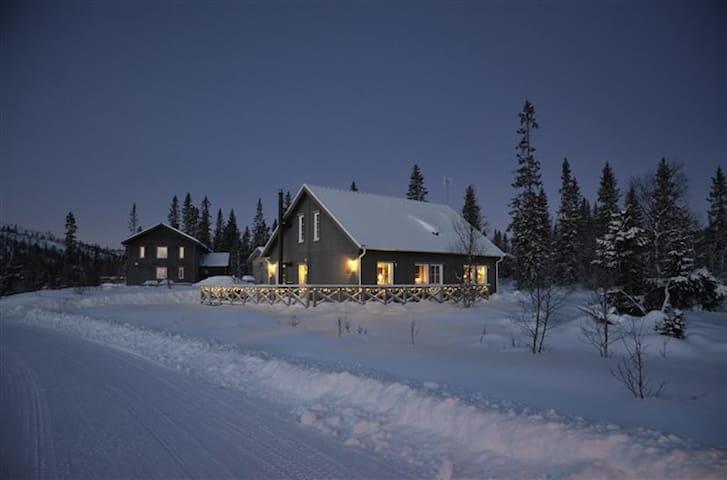 Mysigt fjällhus i härliga Solvargen, Vemdalsskalet