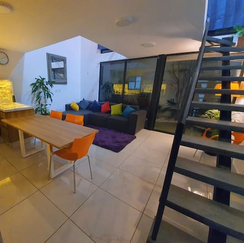 Luxury Loft San Andrés Cholula!!
