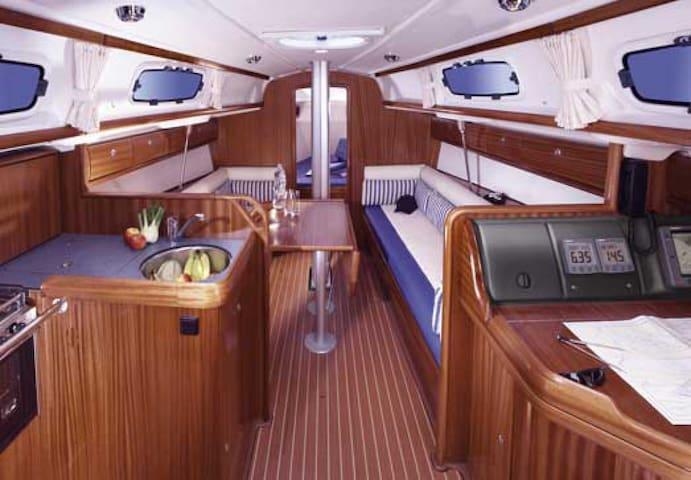 Enjoy living on a Sailboat