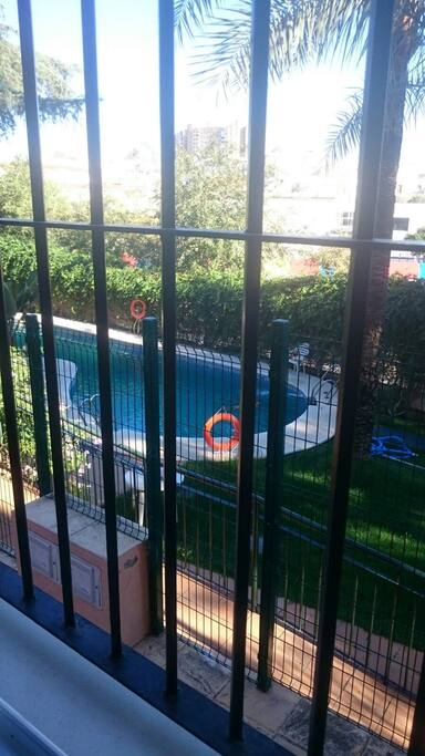 Magnifica habitaci n con piscina en tomares casas en for Piscina tomares