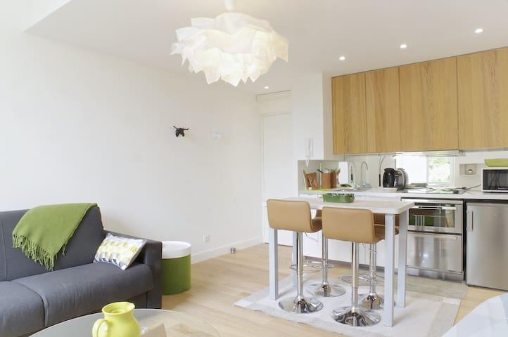 Appartement lumineux et calme de 32m2 - Bordeaux - Byt