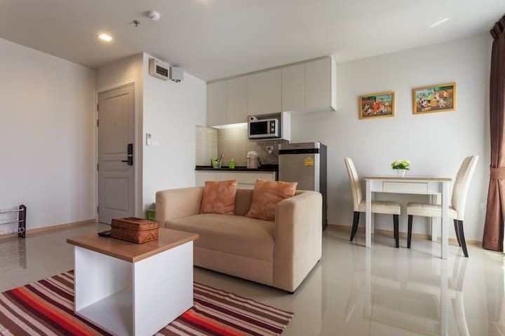 Brand New Condo wt Great facilities - Bangsue - Apartamento