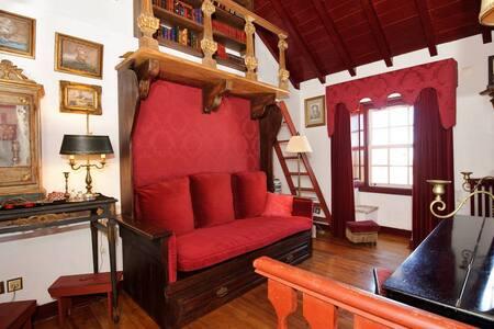 Casa da Folha: charming XIX Century inspired house - Sintra - Willa