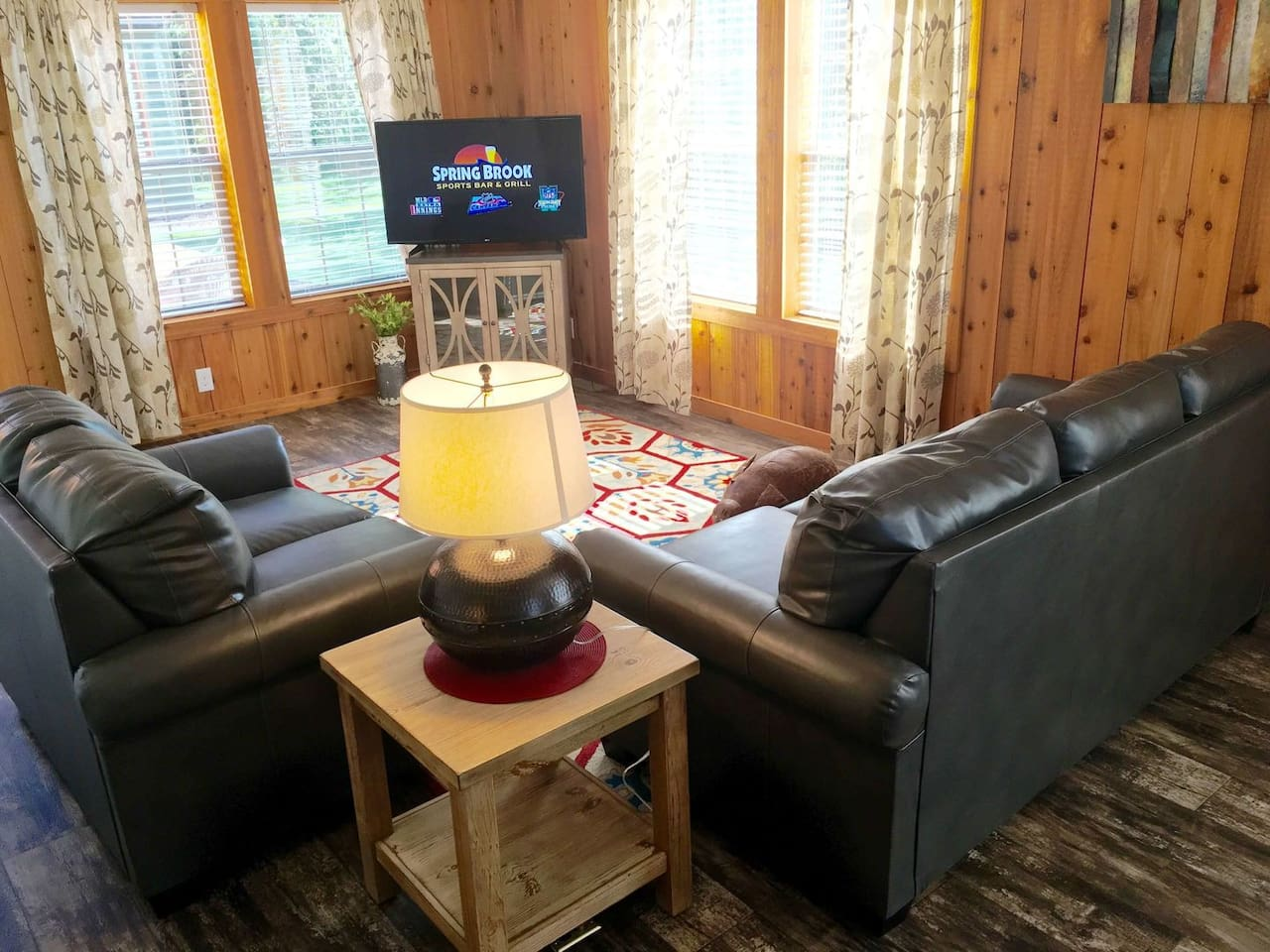 Aspen Chalet @ Spring Brook Resort | Incredible Two Story Chalet in Wisconsin  Dells