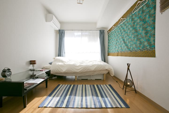 The Best Value Apt! Near Shibuya - Meguro-ku - Departamento