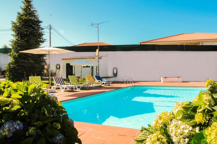 Casa Largo do Porto - casa rural com piscina