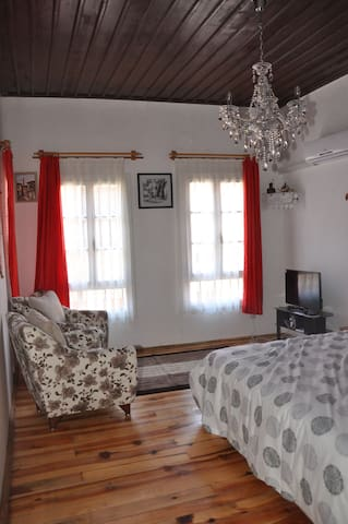 Kaleiçi Osmanlı House - Muratpaşa - Rumah