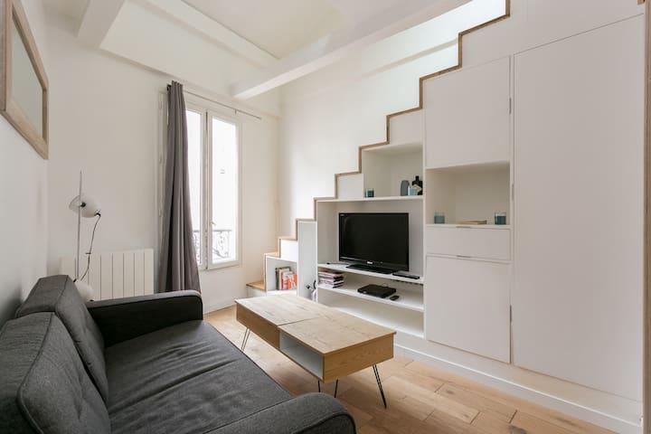 Zen et smart Paris centre
