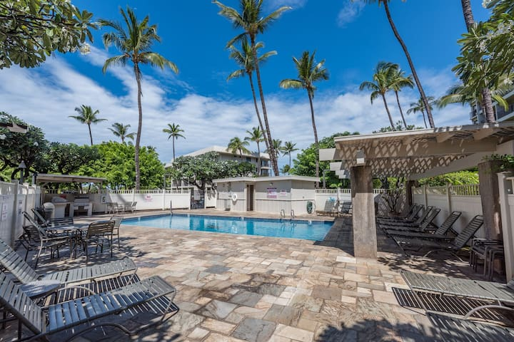 Lovely 1 Bedroom at Kihei Akahi #D303