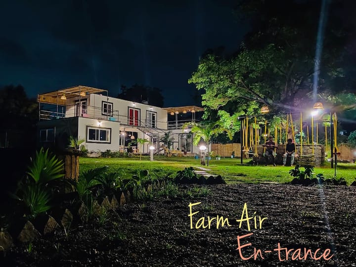 5 BHK Lavish Farm House In Half Acre with Greenery