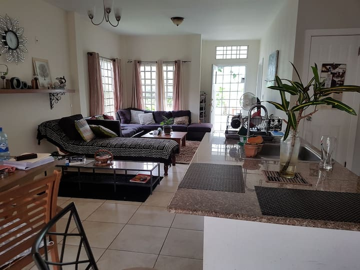 Cozy 3-Bedroom Bungalow in Gated Community