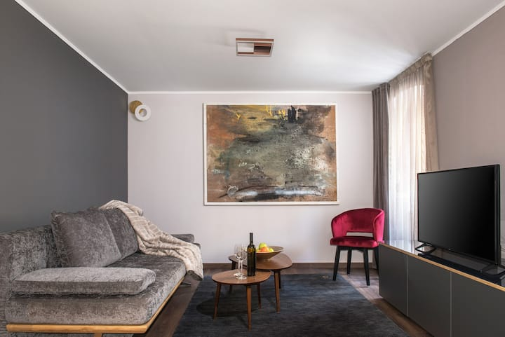 Boutique Rooms Mirabilis - Room with Living Room 3