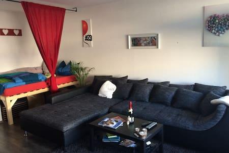 Innenstadtlage mit Balkon - klein aber fein - Apartamento