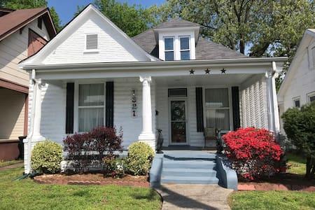 O'Dwyer Cottage  Downtown Paducah, Kentucky