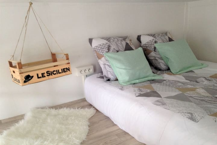 Studio 97-Modern&Charming-26m²-Vauban District - Lille - Apartment