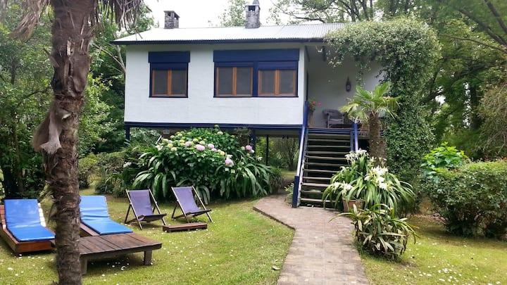 Villa Ocampo   casa del Bosque