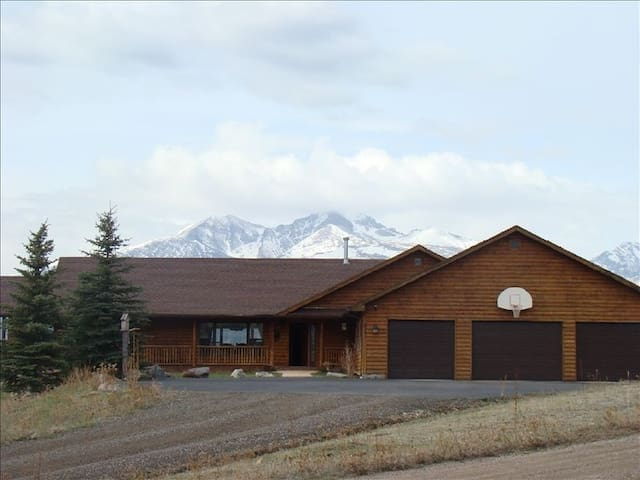 Rocky Top Ranch - Estes Park - House