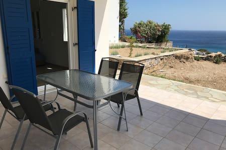 Ble elia villa with sea view.