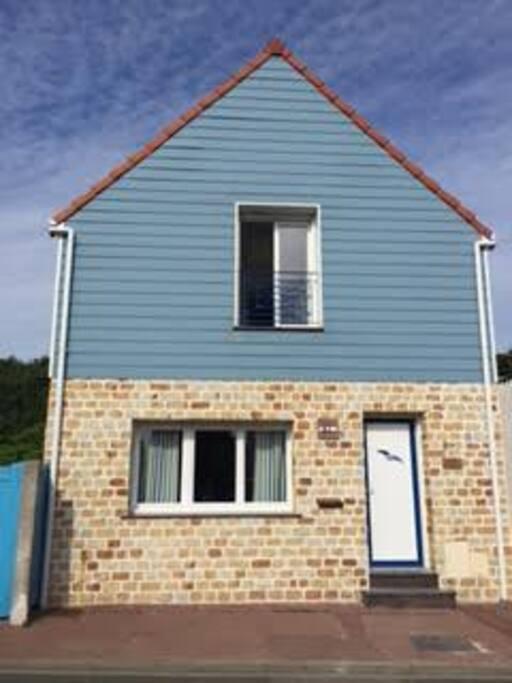 Jolie maison à 3 minutes de la plage
