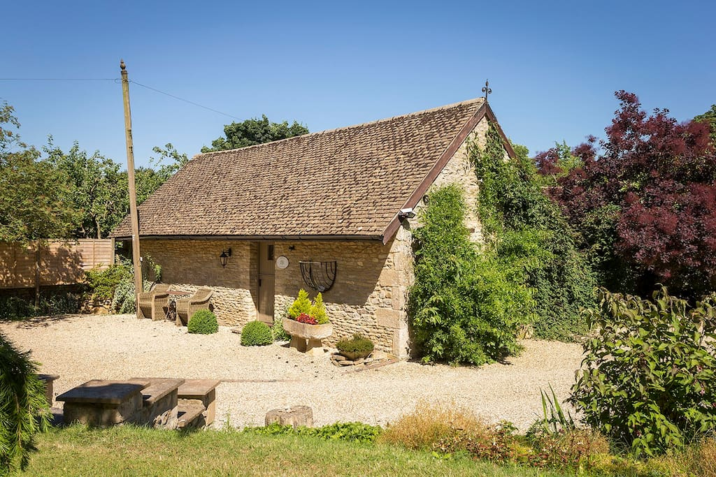 cotswold cottage case in affitto a great rissington