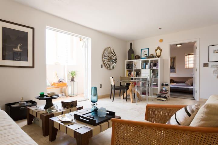 MIAMI BEACH/SoFi: Private Room/Bath - Miami Beach - Apto. en complejo residencial