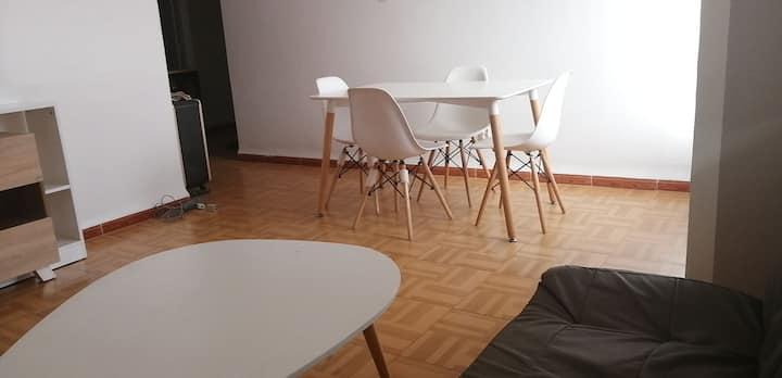 Appartement très propre et  bien équipé