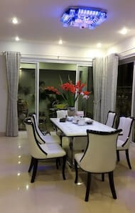 Wonderful floral house in Nha Trang