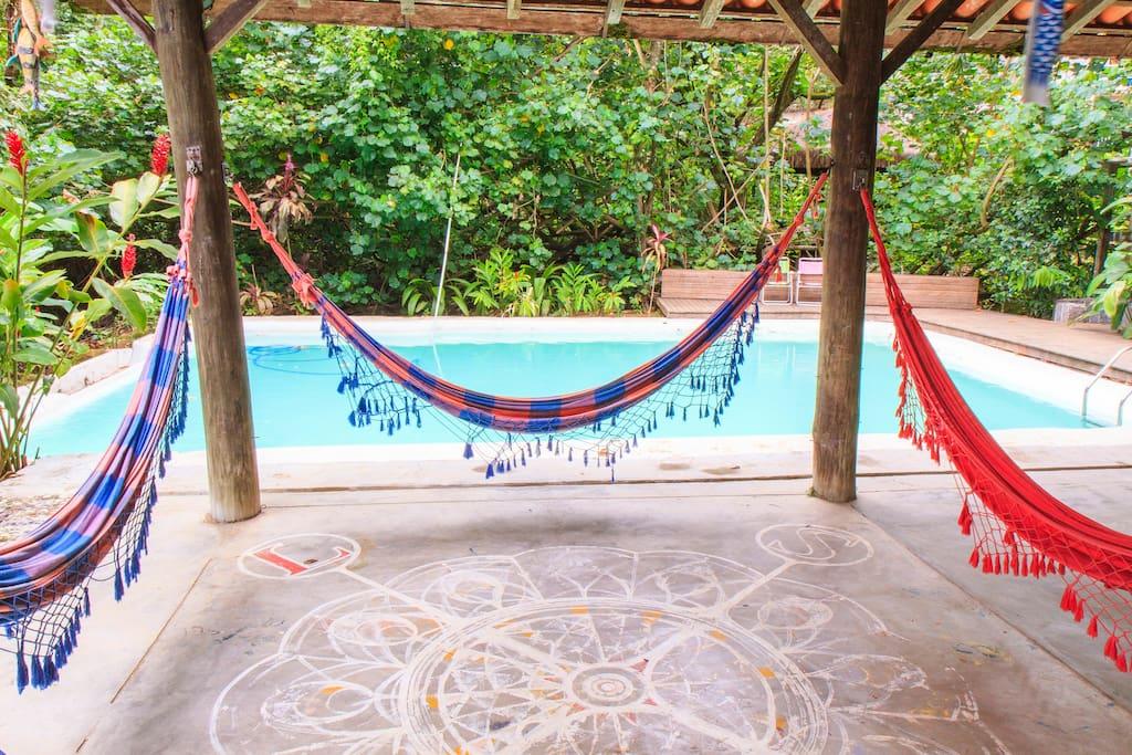 Lugar ideal para relaxar