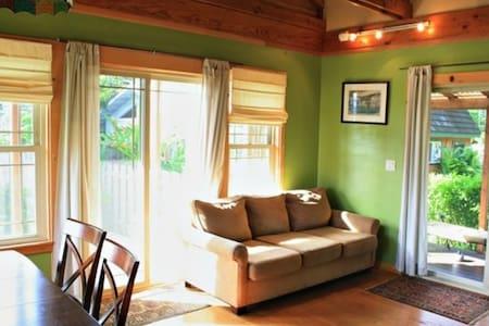 1 bed 1 bath - Kilauea - Rumah