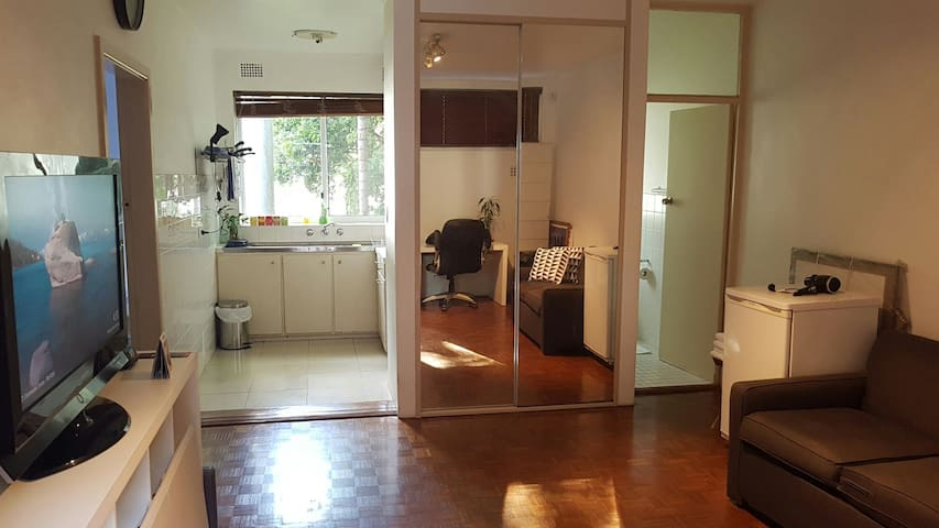 Apartment close to Fiveways Paddington - Paddington, New South Wales, AU - Apartmen