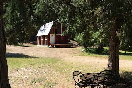 Big Bear Barn at Sunflower Cabins