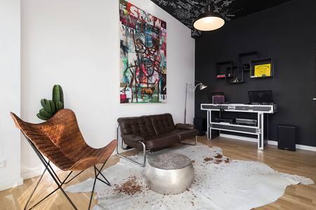 New! DJ-Penthouse with terrace - Berlin