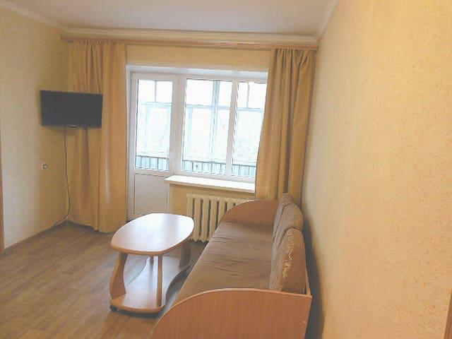 Семейная квартира на набережной - Tver' - Appartement