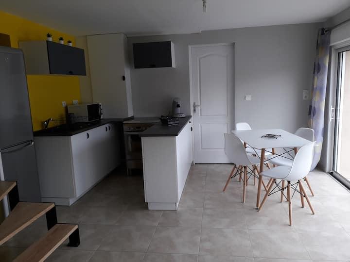 Studio neuf de 38 m² - Proche Cholet - Puy du fou