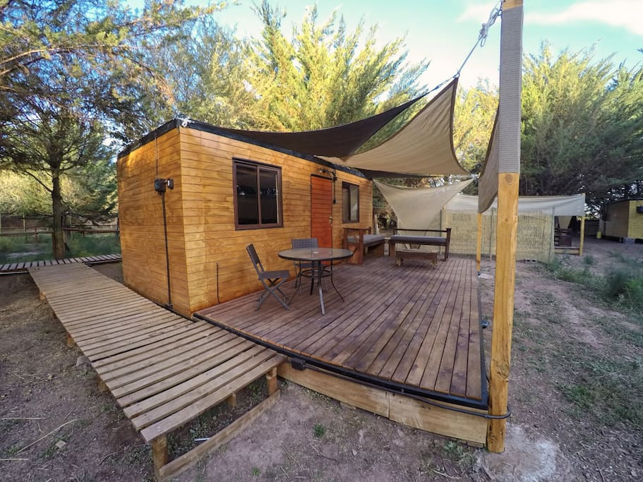 Habitacion Matrimonial + Terraza
