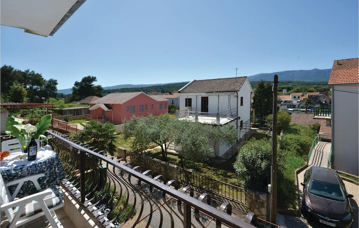Beautiful home in Vrboska with WiFi and 1 Bedrooms