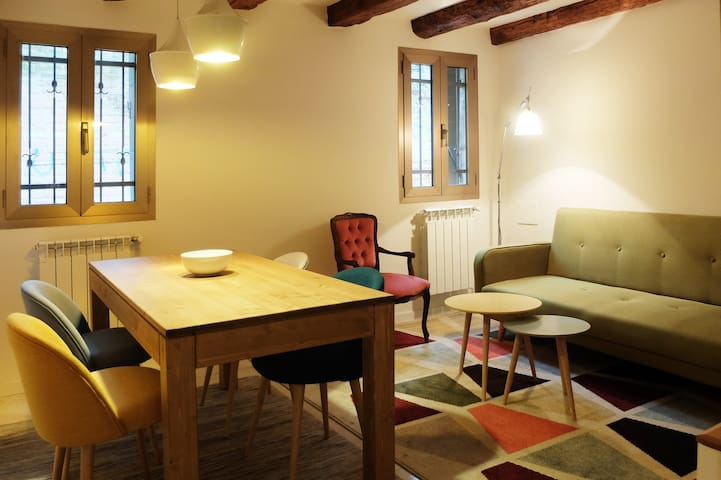 Your lovely nest in San Basilio - Zattere