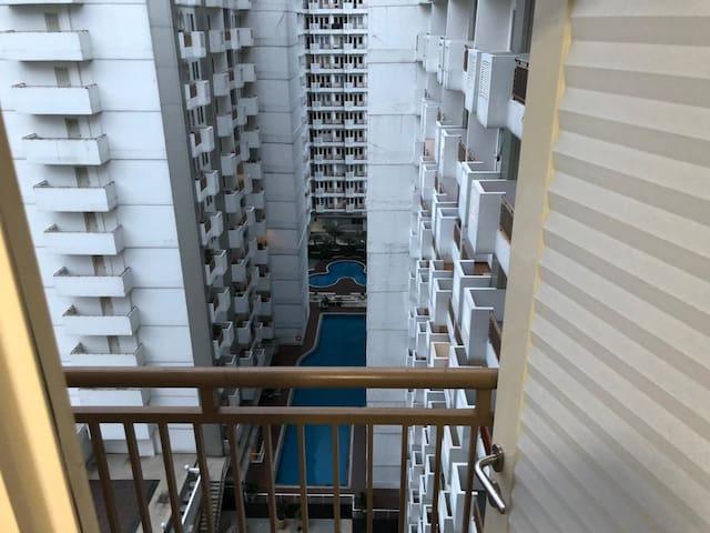 Cozy apartment next to Aeon Ikea in Sentul City