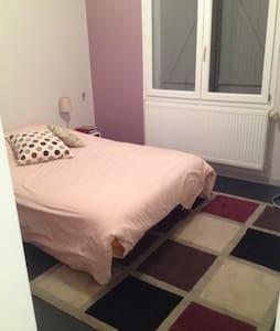 2 chambres entrée indépendante - L'Isle-d'Espagnac