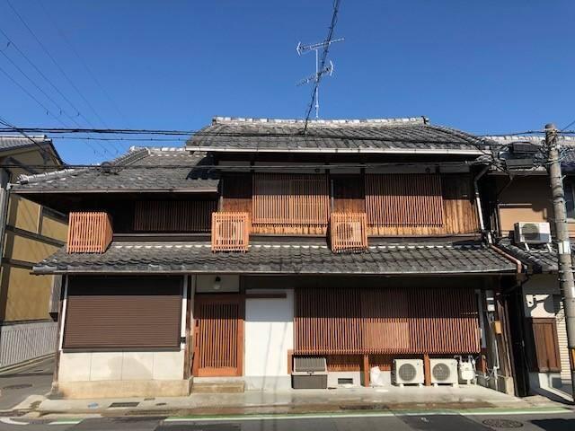 京都抹茶之乡·宇治茶宿·双人间·共用卫浴207
