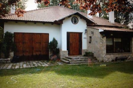 Casa rural en La Virgen de la Vega - Alcalá de la Selva
